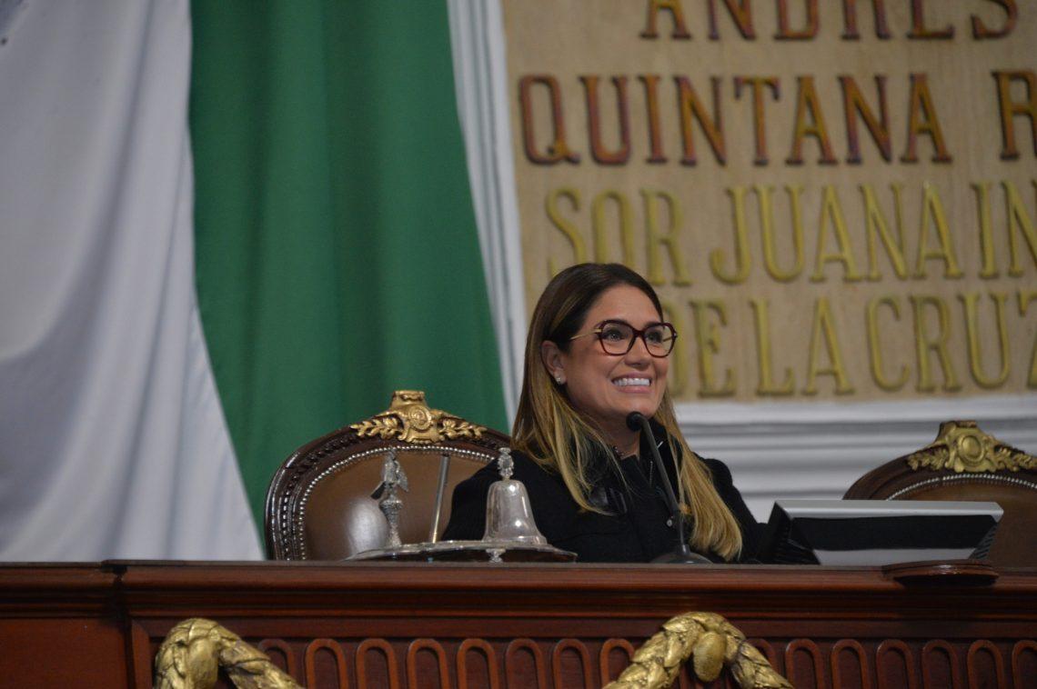 El Congreso de la Ciudad de México realizará periodo extraordinario
