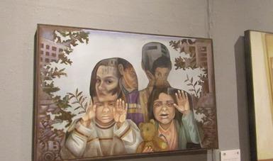 Keida Arreola expone Imágenes especulares en Durango