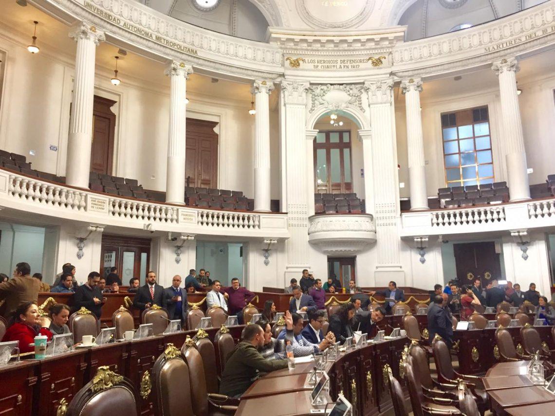 Solicitan en el Congreso de la CDMX un informe sobre trabajos preventivos en los mercados públicos