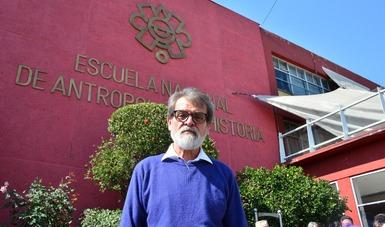 Asume el doctor Hilario Topete Lara la dirección de la ENAH