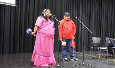 Instructora del Programa Comunitario del CECUT cantará en lengua pa ipai