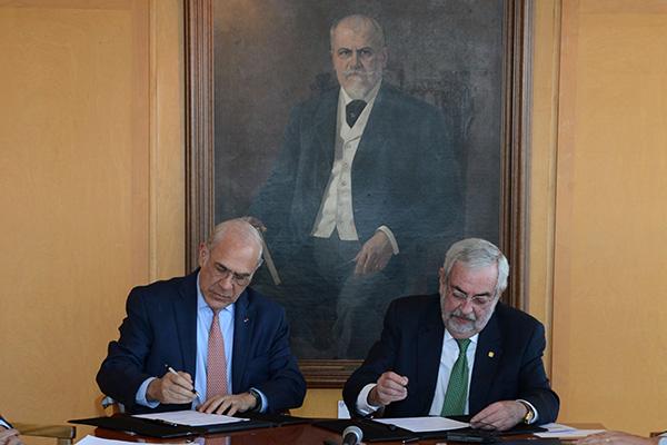 Fortalecen UNAM y OCDE su alianza académica