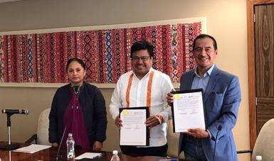 El INPI y el INALI suman esfuerzos para evitar la extinción de las lenguas indígenas nacionales