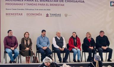 Programas Integrales de Bienestar ya son una realidad: María Luisa Albores