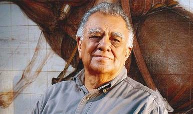 Fallece el pintor Jorge Cázares Campos, promotor del arte paisajista de México