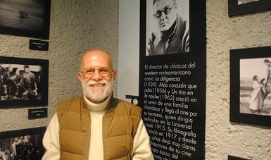 Quedó pendiente la visita del cineasta Jaime Humberto Hermosillo al CECUT
