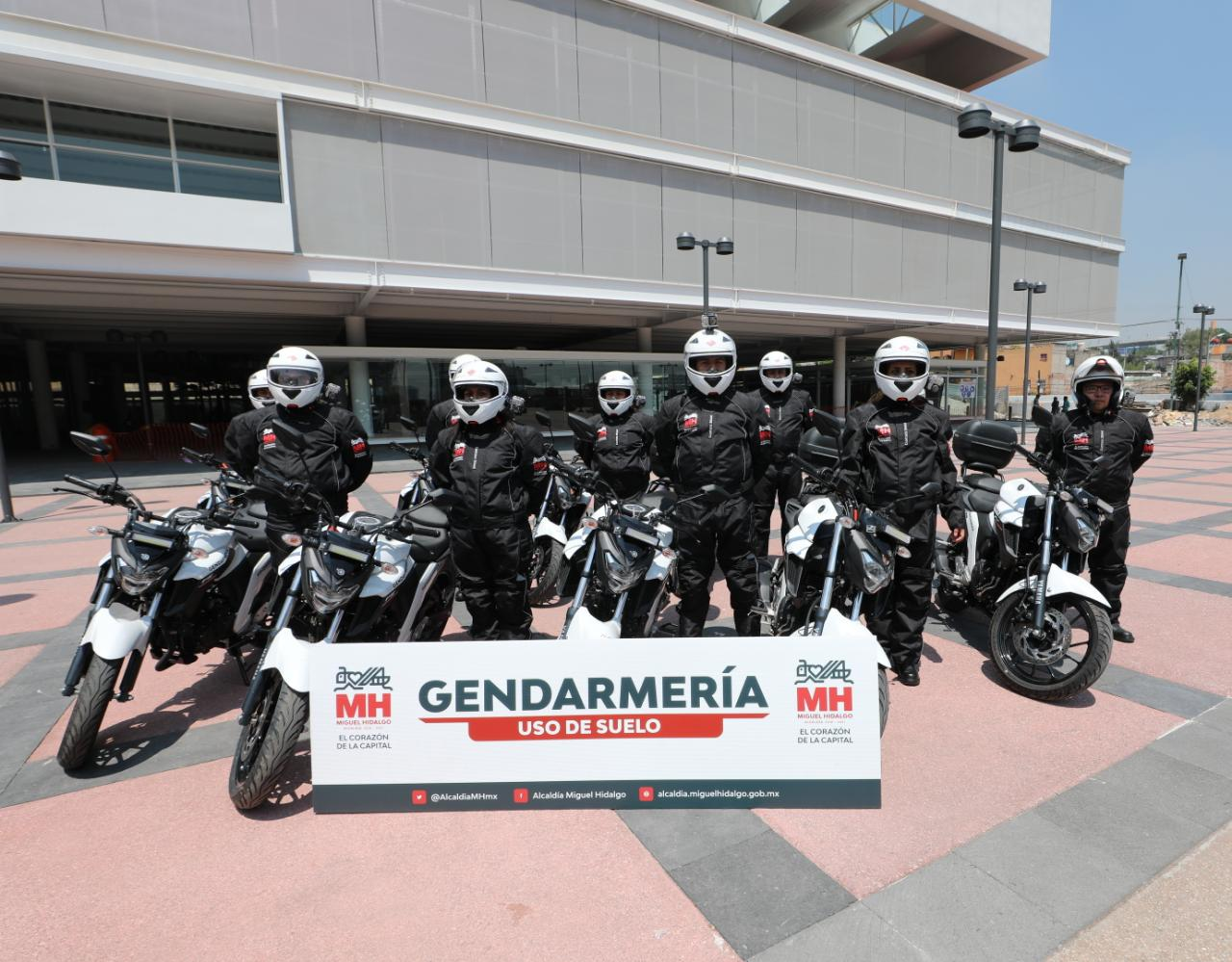 Evita gendarmería cientos de irregularidades en Miguel Hidalgo