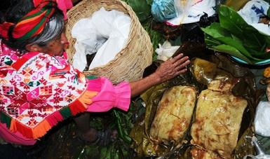 Alistan la edición XXIII de la Feria del Tamal en el Museo Nacional de Culturas Populares