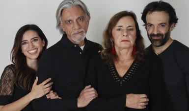 La puesta en escena: Mañana  inicia temporada en el Teatro Helénico