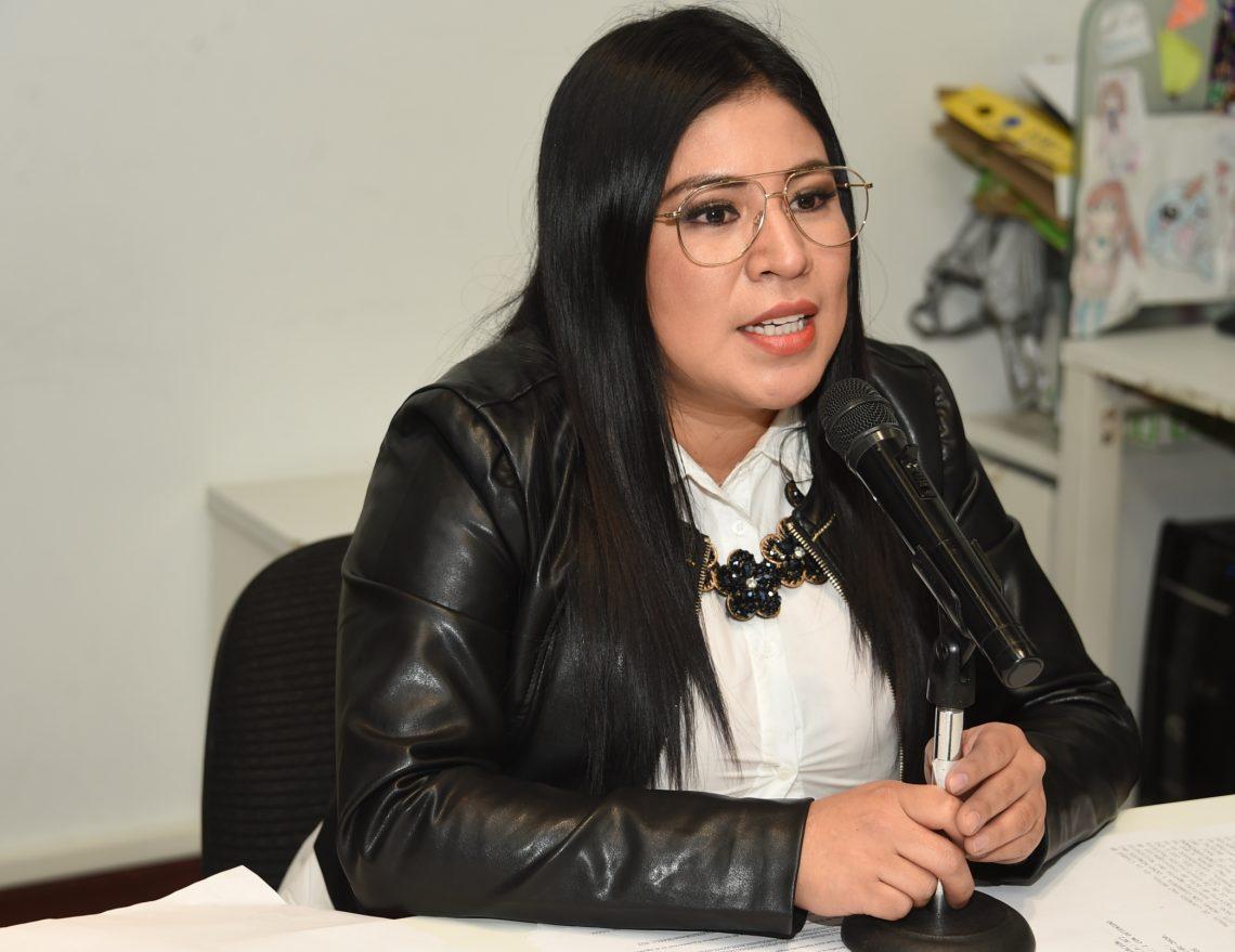 Alerta la diputada local Lourdes Paz Reyes sobre acciones fraudulentas que usan su nombre e imagen