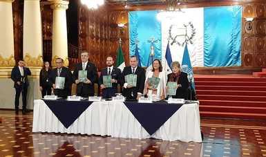 México y Guatemala estrechan relación y fortalecen respaldo al PDI