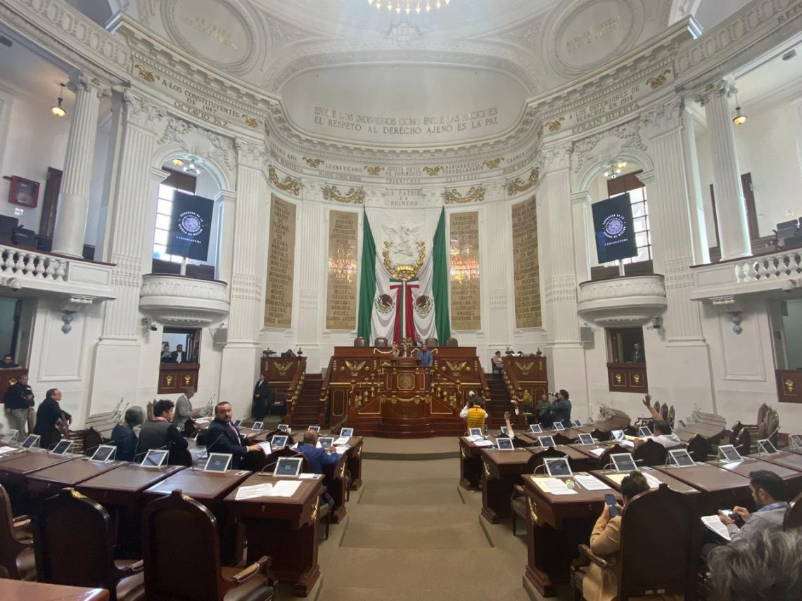En el Congreso de la Ciudad de México piden a las autoridades locales y alcaldías implementar acciones en materia ambiental