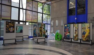 Radio Educación presenta Alquimia, exposición pictórica de Gastón de Gyves