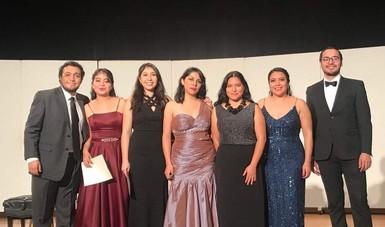 Presentarán Gala de Ganadores del Concurso de Canto Operístico Maritza Alemán