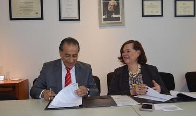 Radio Educación e INDESOL firman convenio de colaboración