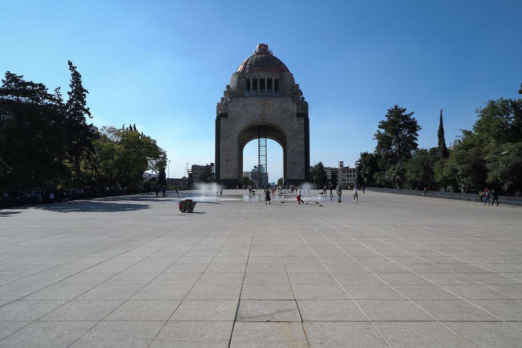 Este domingo finales de boxeo de la Olimpiada Comunitaria Ciudad de México en el Monumento a la Revolución