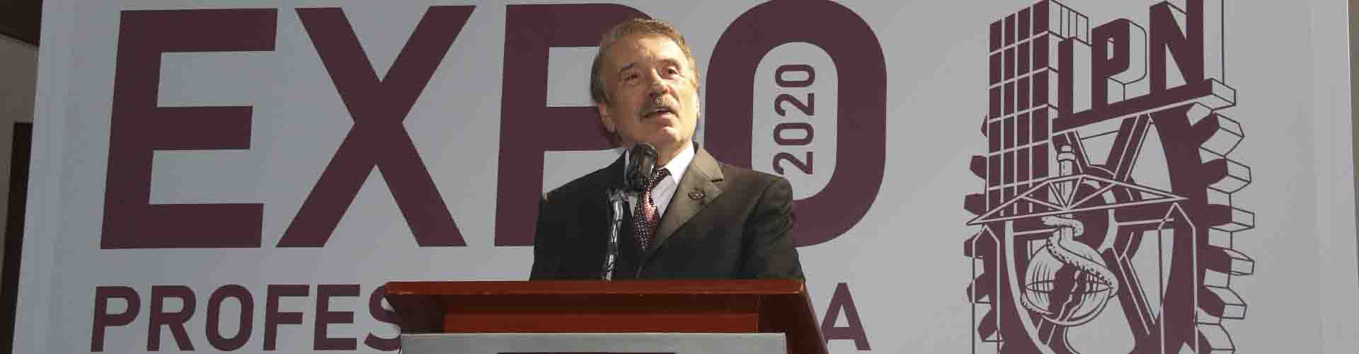 Inauguración de la Expo Profesiográfica 2020