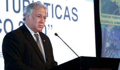 Anuncia Miguel Torruco Marqués la internacionalización del Tianguis de Pueblos Mágicos