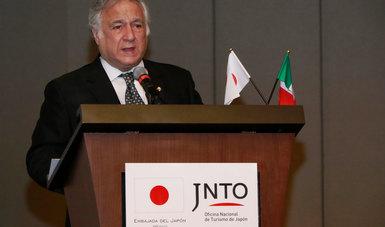 Se abren nuevas oportunidades comerciales y de inversión entre México y Japón