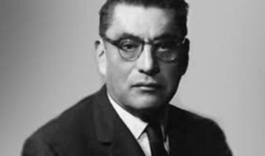 Se conmemoran 40 años de la muerte de Agustín Yáñez, precursor de la novela mexicana moderna