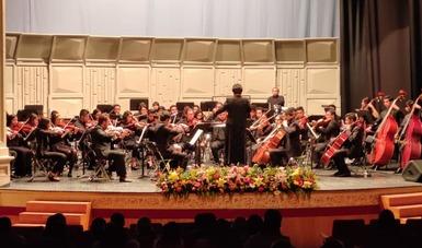 La Orquesta Sinfónica Juvenil de la Universidad Autónoma de Zacatecas tiene 16 años de carrera ininterrumpida