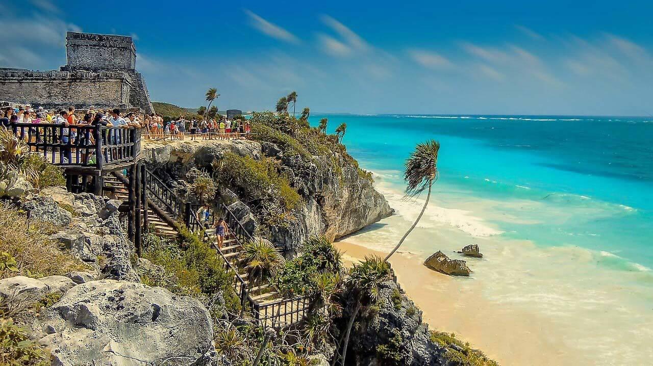 El turismo en México, uno de los sectores que más aporta al PIB