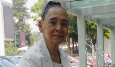 La maestra Nieves Paniagua, destacada exponente de la danza folclórica en México, cumplirá 86 años