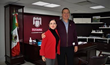 Exploran CECUT y la Presidencia Municipal de Tijuana proyectos conjuntos
