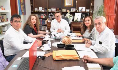 Estado y Federación unen esfuerzos para el desarrollo artístico en Campeche