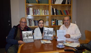 Firma el CECUT convenio de colaboración para la difusión de la cultura chicana