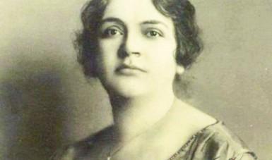 Fanny Anitúa, contralto de voz privilegiada