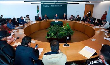 Iniciará Semarnat elaboración de programas de restauración ecológica en seis regiones del país