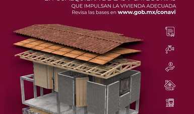 Conavi amplía convocatoria para el registro de proyectos del Premio Nacional de Vivienda