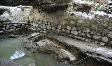 Hallazgo en inmediaciones de La Merced confirma ubicación del barrio prehispánico de Temazcaltitlan