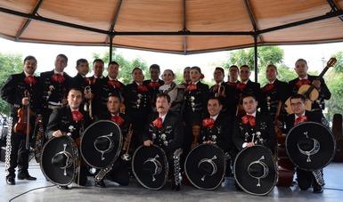 El mariachi, referente de la música tradicional mexicana
