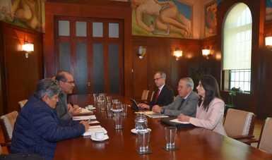Acuerdan Salud y Asociación de Gobernadores de Acción Nacional instalar mesa de trabajo sobre INSABI