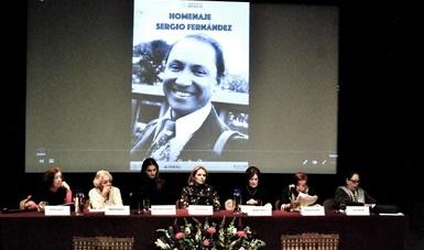 Con su obra, Sergio Fernández se adelantó a las propuestas literarias de su época