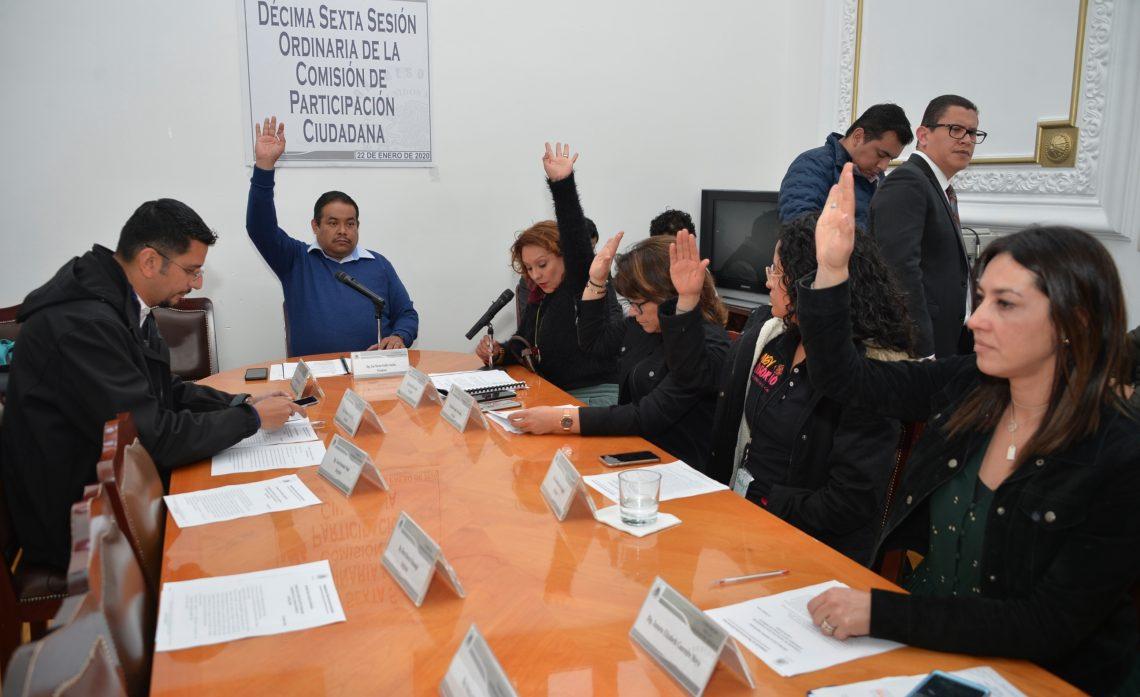 En un primer corte, la Comisión de Participación Ciudadana informó del registro de casi 24 mil proyectos de Presupuesto Participativo en la ciudad