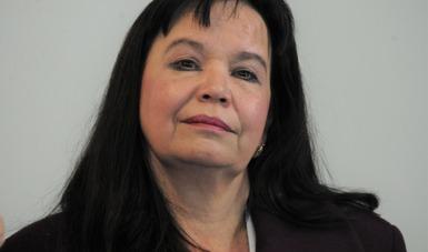 Delia Salazar Anaya, nueva directora de Estudios Históricos del INAH