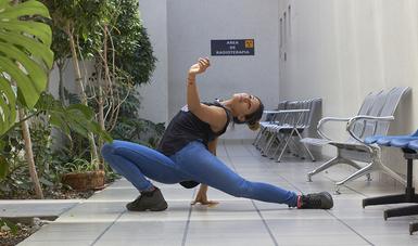 El Centro de Producción de Danza Contemporánea llevó cinco coreografías a hospital de Pemex