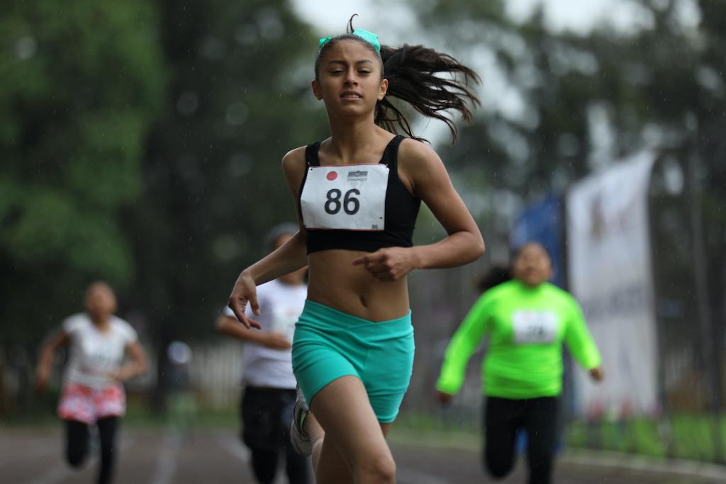 Listo el Estadio Olímpico Universitario para la gran final del atletismo de la Olimpiada Comunitaria de la Ciudad de México