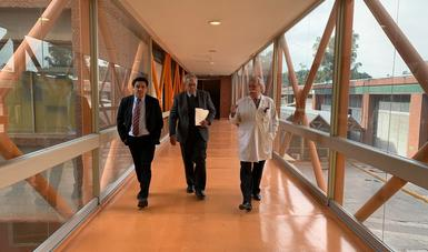 "Gobierno de México cumple compromiso de suministrar medicamentos a pacientes del Hospital Infantil ""Federico Gómez"""