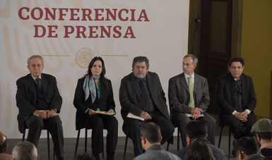 México cuenta con reserva de medicamentos oncológicos para responder a necesidades