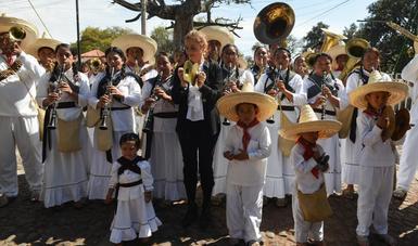 Los Fandangos llegan a Morelos a través de la Estrategia Nacional de Lectura