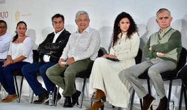 Los Programas de Bienestar son de la gente y seguiremos luchando para que tengan acceso a ellos: María Luisa Albores González