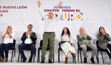 Jóvenes Construyendo el Futuro parte de la confianza a becarios y tutores: Luisa María Alcalde Luján