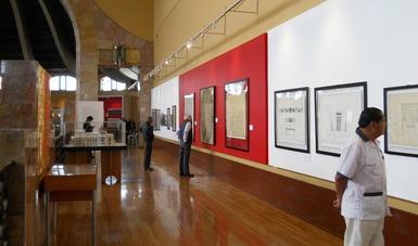 Museo Nacional de Arquitectura cumple 36 años de exhibir el patrimonio arquitectónico de México y el mundo