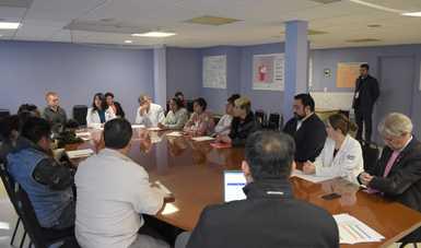 Hospital General de México cuenta con abasto de medicamentos para tratamiento contra cáncer infantil