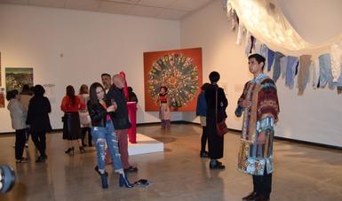 Destaca reportaje de Los Angeles Times exposición de Irma Sofía Poeter en el CECUT