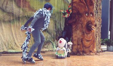 Grupo Bocón Teatro Infantil trabaja por difundir el teatro de títeres